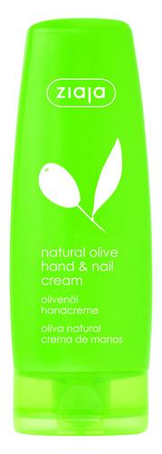 Ziaja NATURAL-OLIVE-HAND-NAIL-CREAM